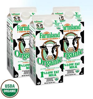 Organic || Farmland Fresh Dairies